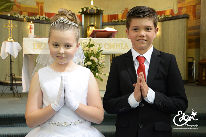 Communion Photography Liverpool