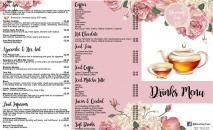 Menu Design Liverpool